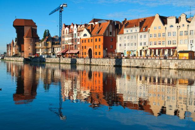Gdansk-by-Motlawa-river---Shutterstock